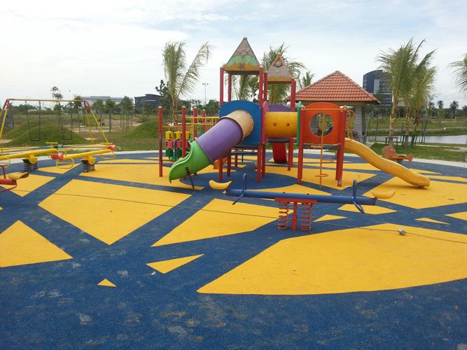 Pavimento In Gomma Per Bambini : Pavimentazione colata in opera neapolis forniture salvatore